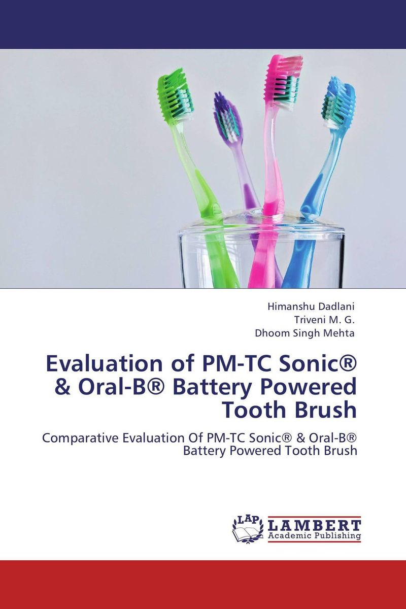 Evaluation of PM-TC Sonic® & Oral-B® Battery Powered Tooth Brush halitosis