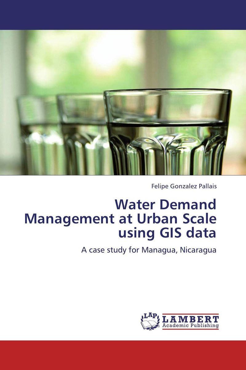 Water Demand Management at Urban Scale using GIS data the thirteen problems