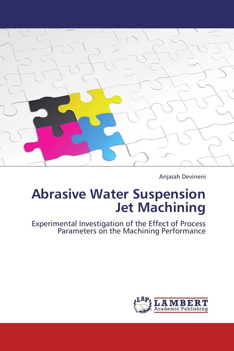 Abrasive Water Suspension Jet Machining bride of the water god v 3