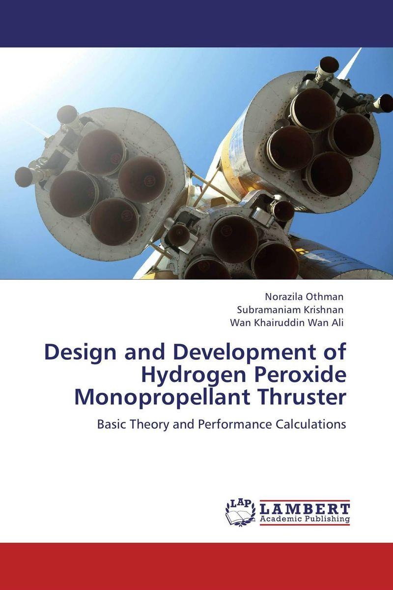 Design and Development of Hydrogen Peroxide Monopropellant Thruster vitax vx 3012