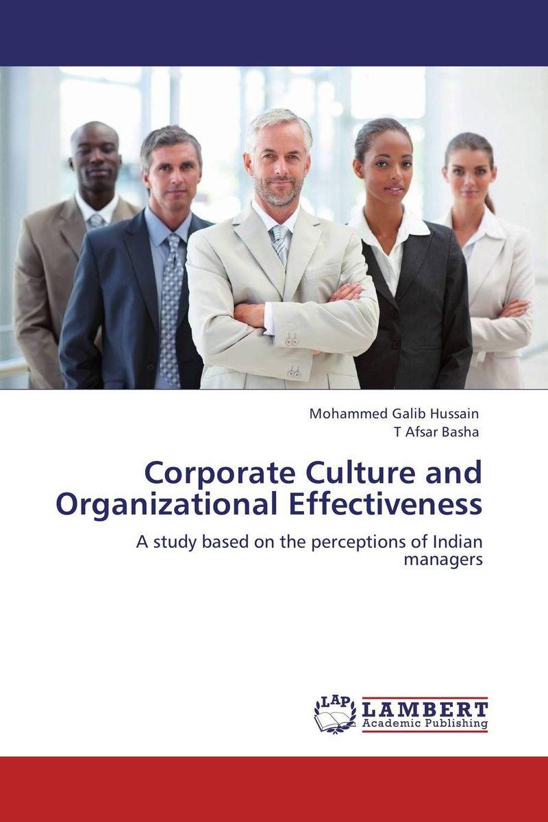 Corporate Culture and Organizational Effectiveness peter schein organizational culture and leadership