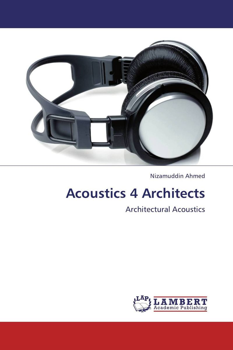 Acoustics 4 Architects architectural surfaces – details for artists architects and designers cd