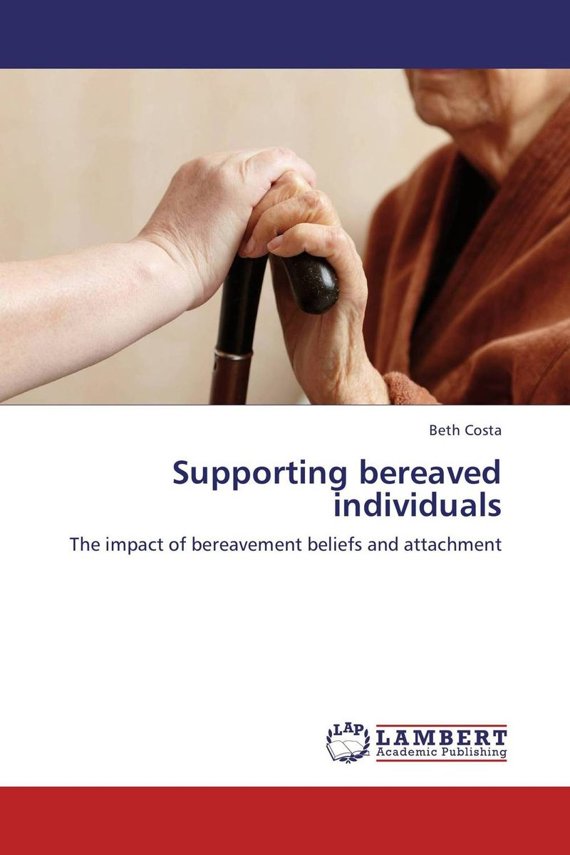 Supporting bereaved individuals