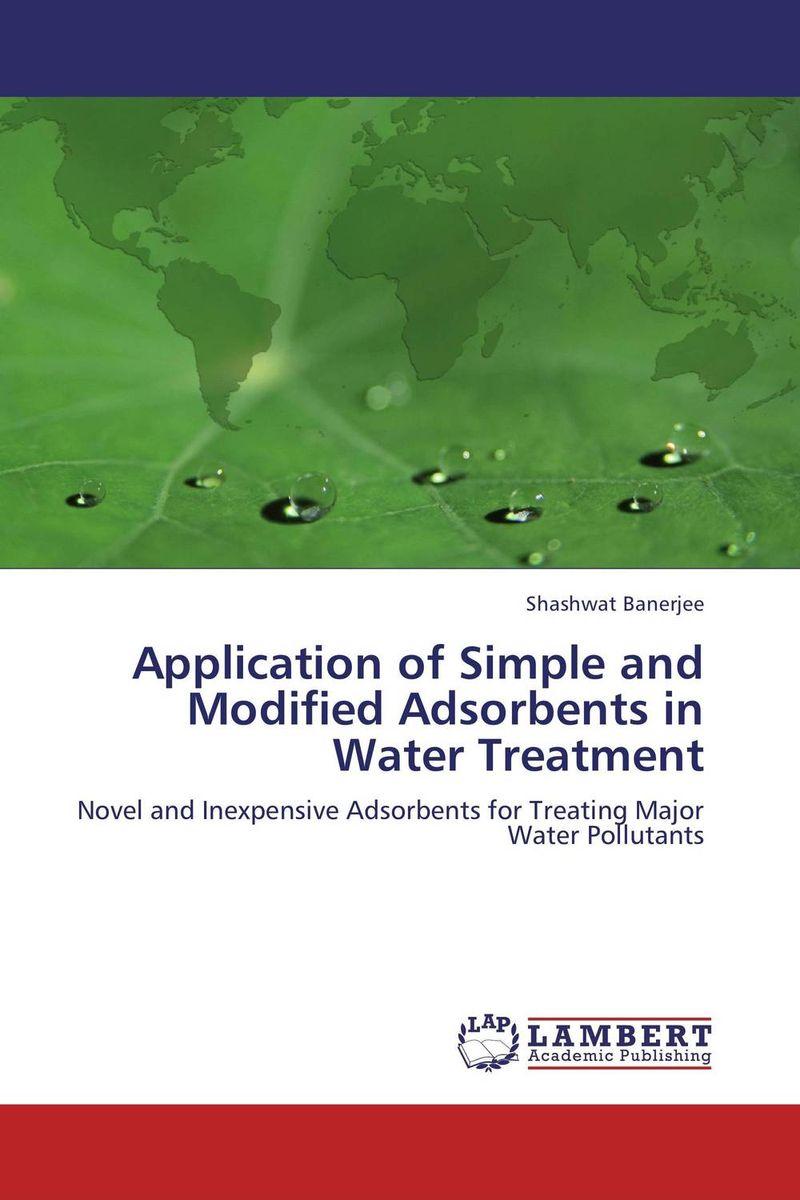 Application of Simple and Modified Adsorbents in Water Treatment bride of the water god v 3