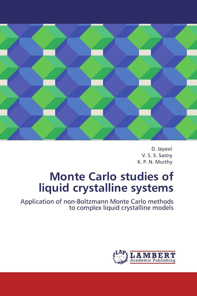 Monte Carlo studies of liquid crystalline systems monte carlo techniques for electron radiotherapy