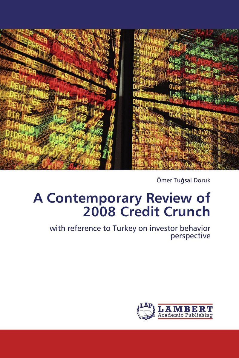 A Contemporary Review of 2008 Credit Crunch churchland matter consciousness – a contemporary intro to the philos of mind 2e