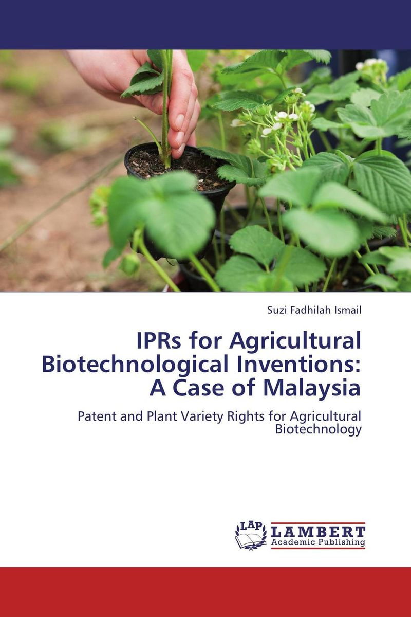 IPRs for Agricultural Biotechnological Inventions: A Case of Malaysia 1855 carbon paddle positive and negative propeller multi axis agricultural plant protection drone accessories