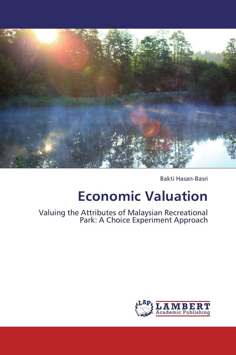 Economic Valuation economic methodology