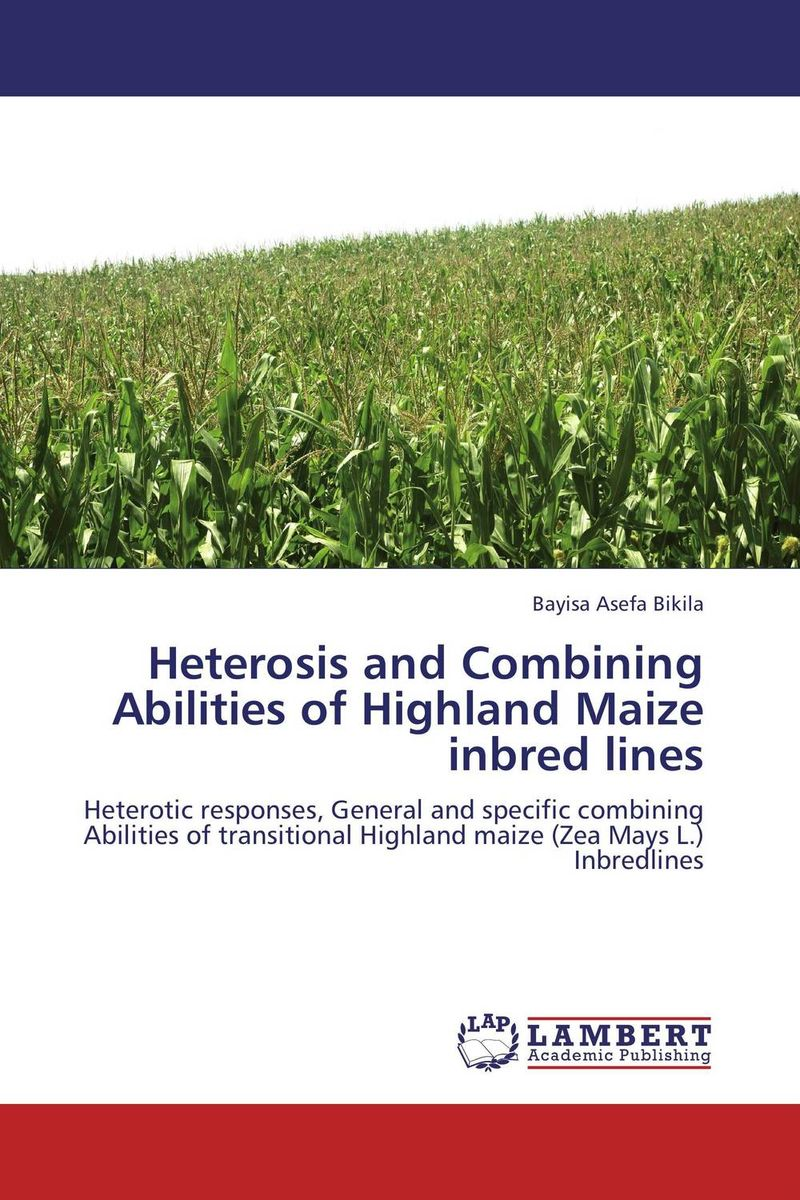 Heterosis and Combining Abilities of Highland Maize inbred lines куртка highland women