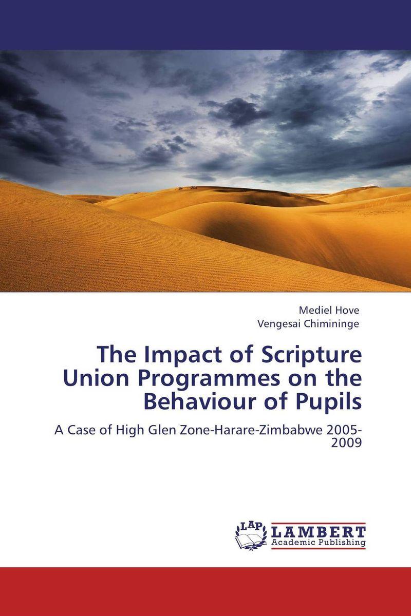 The Impact of Scripture Union Programmes on the Behaviour of Pupils abhaya kumar naik socio economic impact of industrialisation