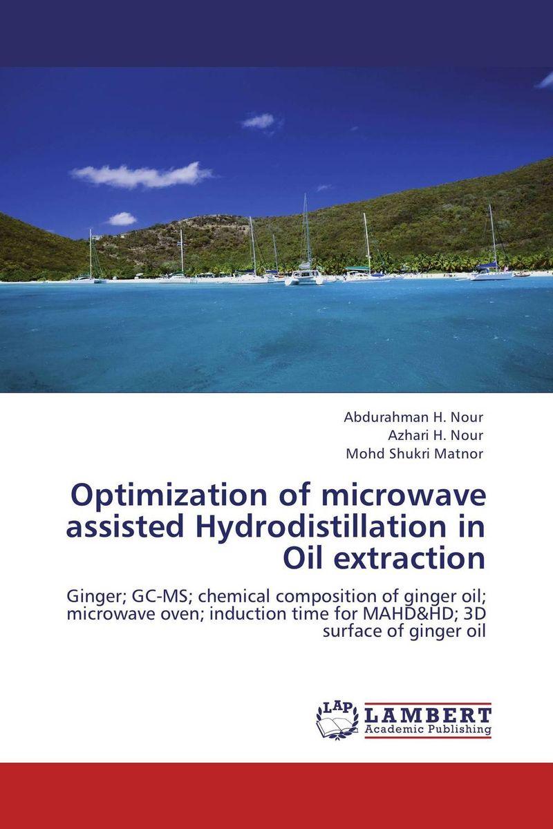 купить Optimization of microwave assisted Hydrodistillation in Oil extraction недорого