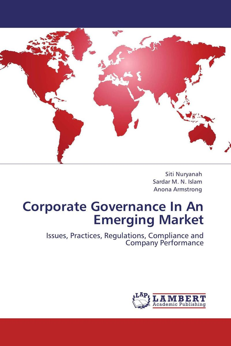 Corporate Governance In An Emerging Market corporate governance audit quality and opportunistic earnings