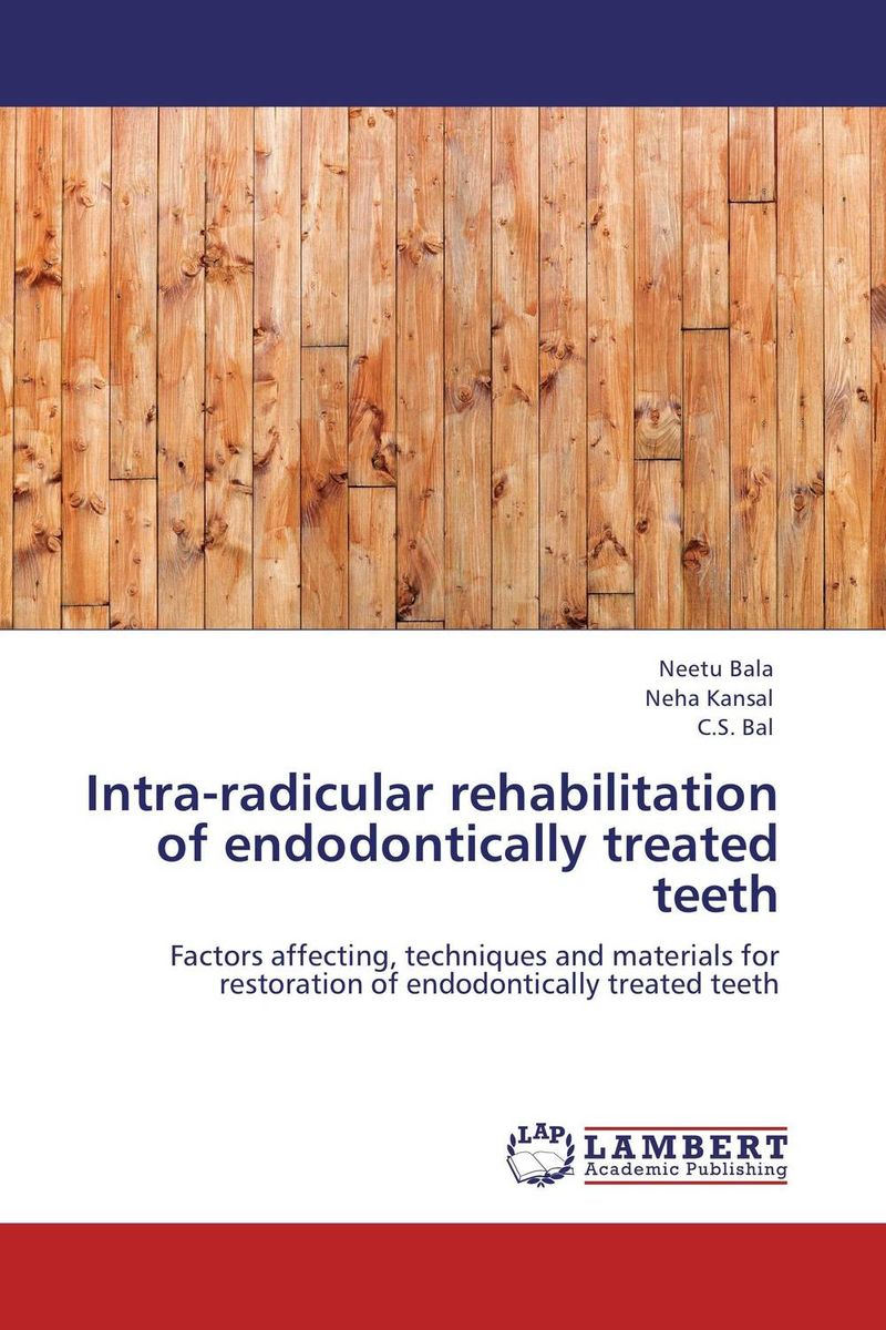 Intra-radicular rehabilitation of endodontically treated teeth belousov a security features of banknotes and other documents methods of authentication manual денежные билеты бланки ценных бумаг и документов