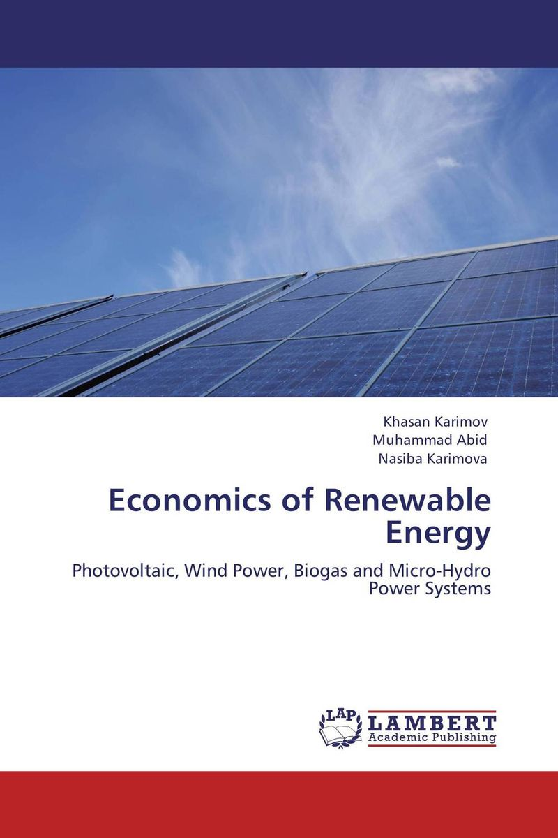 Economics of Renewable Energy investment costs of renewable electricity technologies