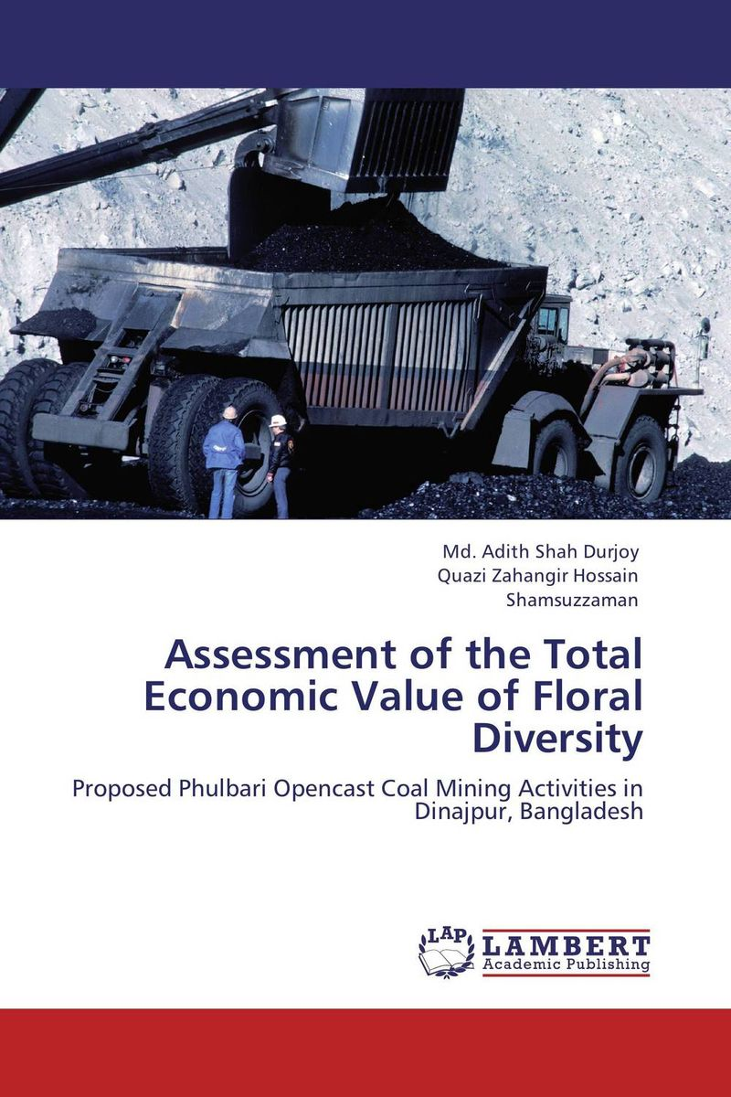 купить Assessment of the Total Economic Value of Floral Diversity недорого