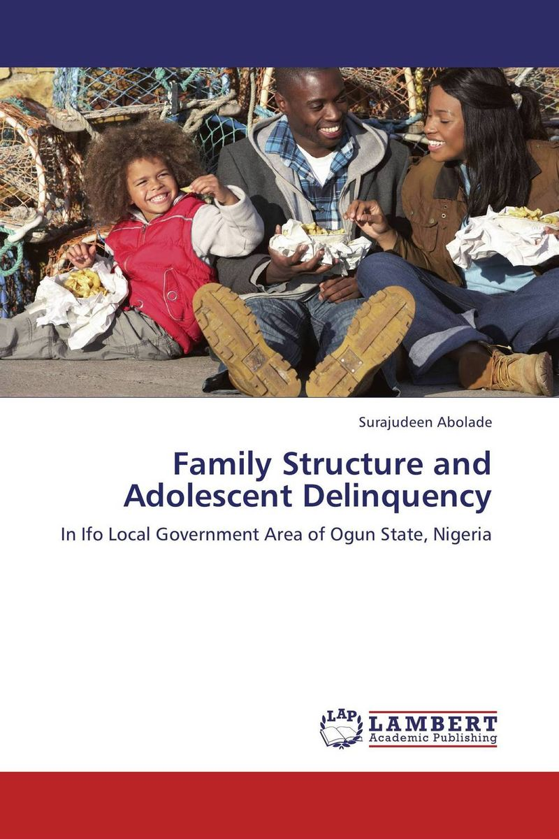 Family Structure and Adolescent Delinquency saradha ramadas effect of health product on selected anaemic adolescent girls