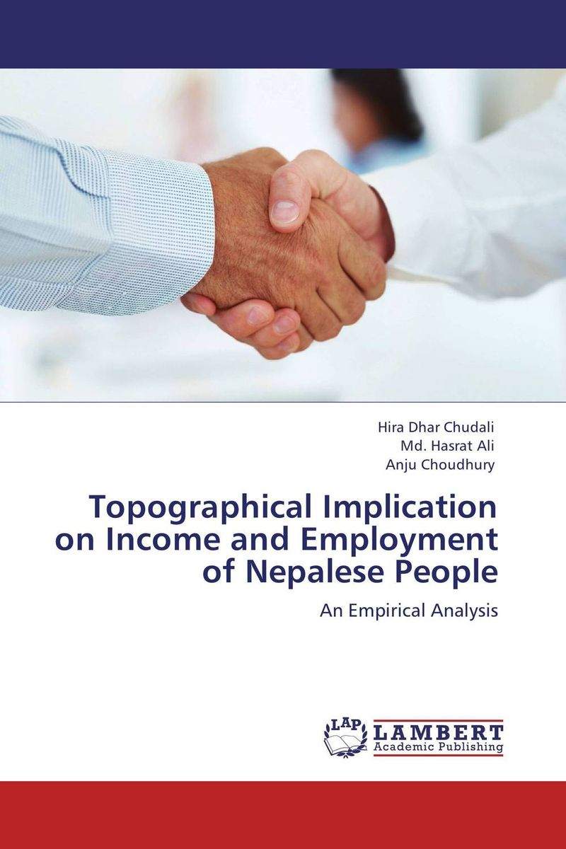 Topographical Implication on Income and Employment of Nepalese People linda mcdowell working lives gender migration and employment in britain 1945 2007