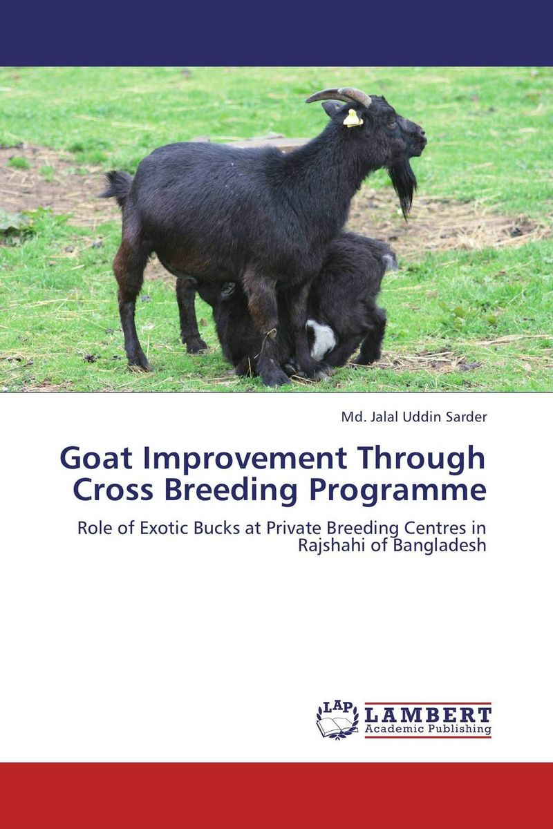 Goat Improvement Through Cross Breeding Programme common tern its breeding biology and social