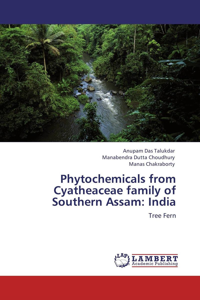 Phytochemicals from Cyatheaceae family of Southern Assam: India discovery of natural antioxidants from sudanese medicinal plants
