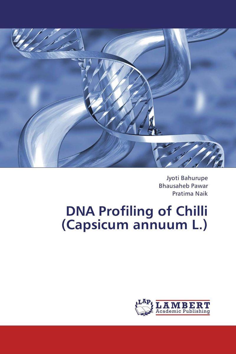 DNA Profiling of Chilli (Capsicum annuum L.) in situ detection of dna damage methods and protocols