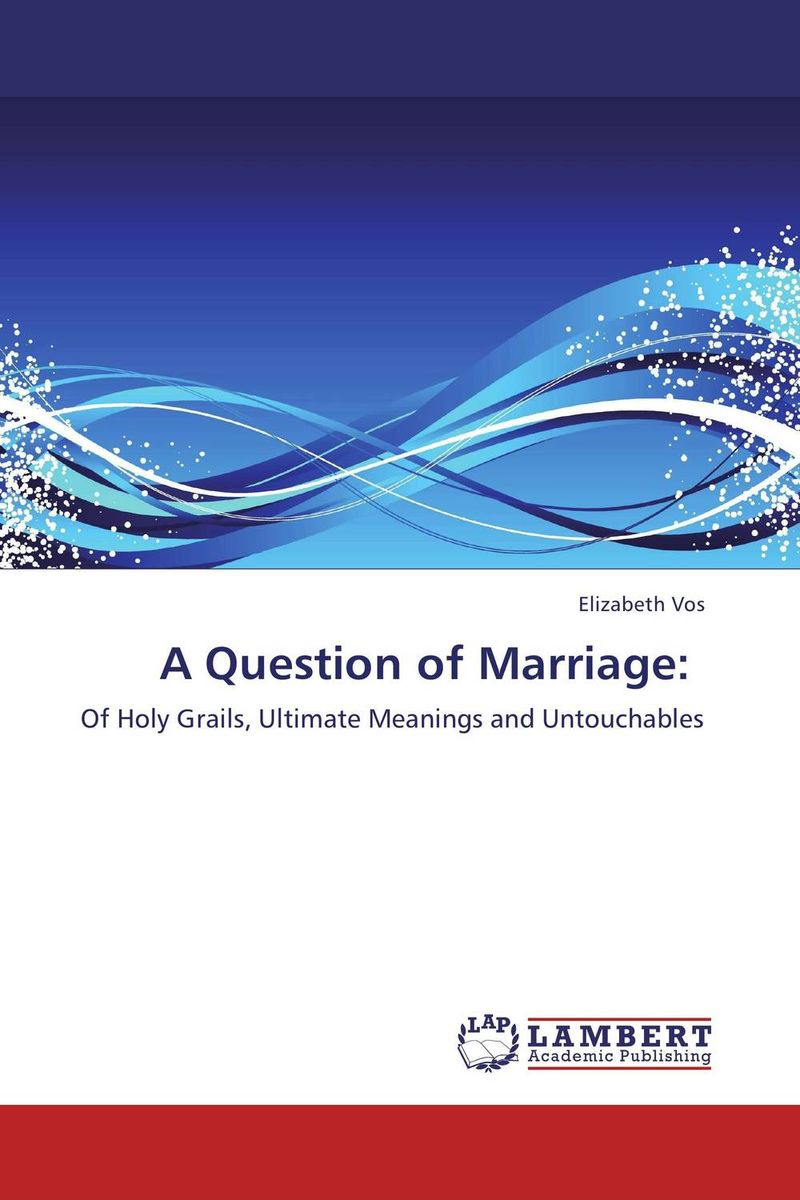 A Question of Marriage: marriage of the greens