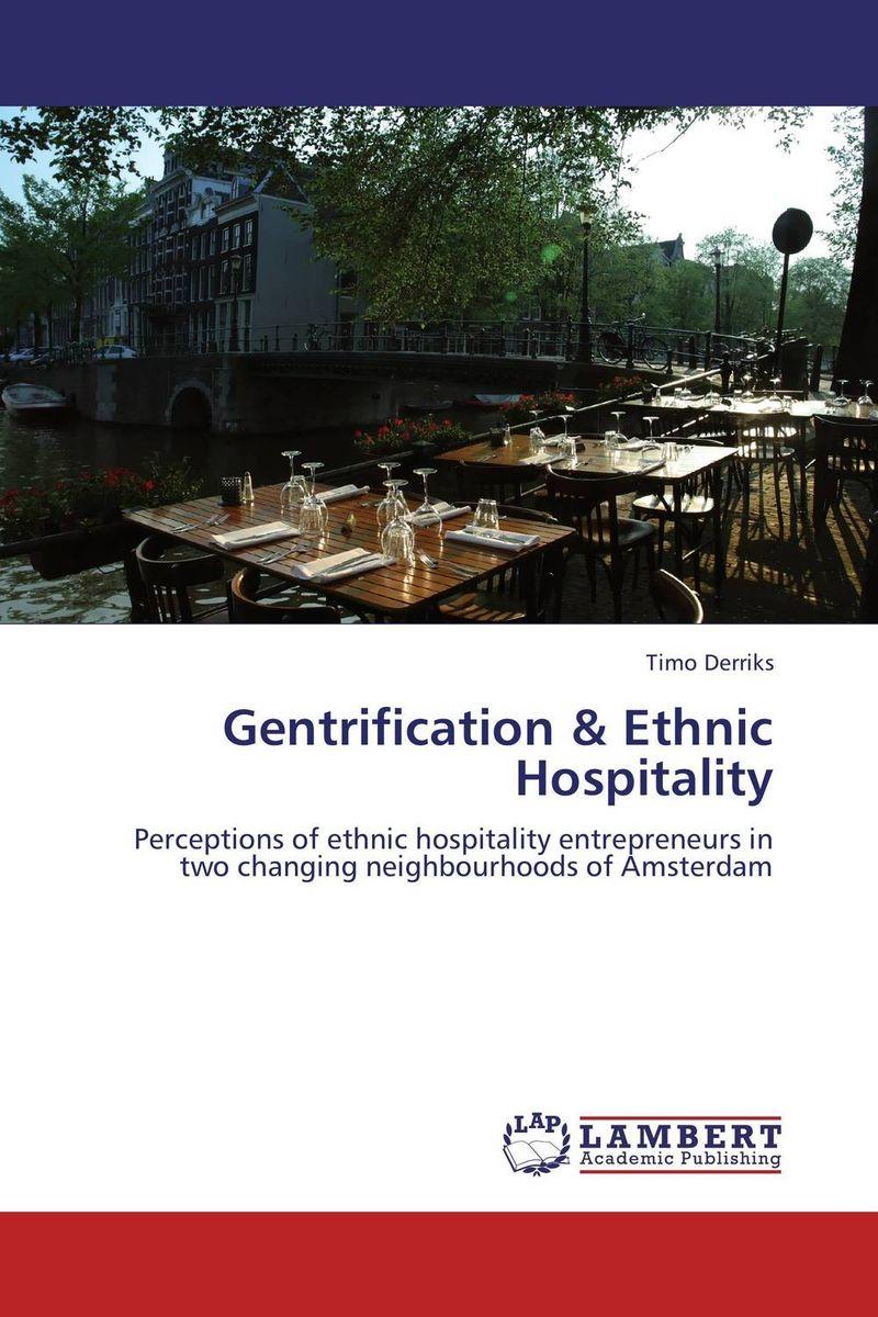 Gentrification & Ethnic Hospitality shame