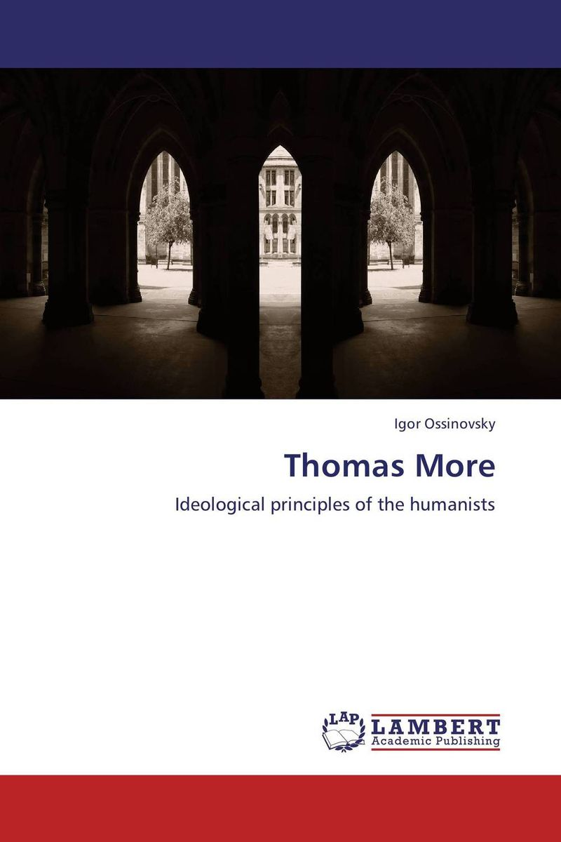 Thomas More utopia the art of political propaganda