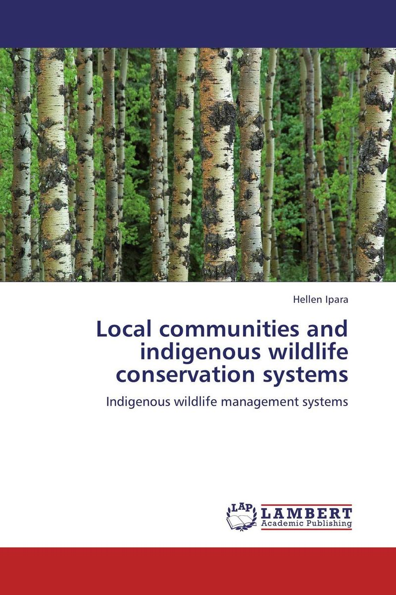 Local communities and indigenous wildlife conservation systems the role of heritage conservation districts