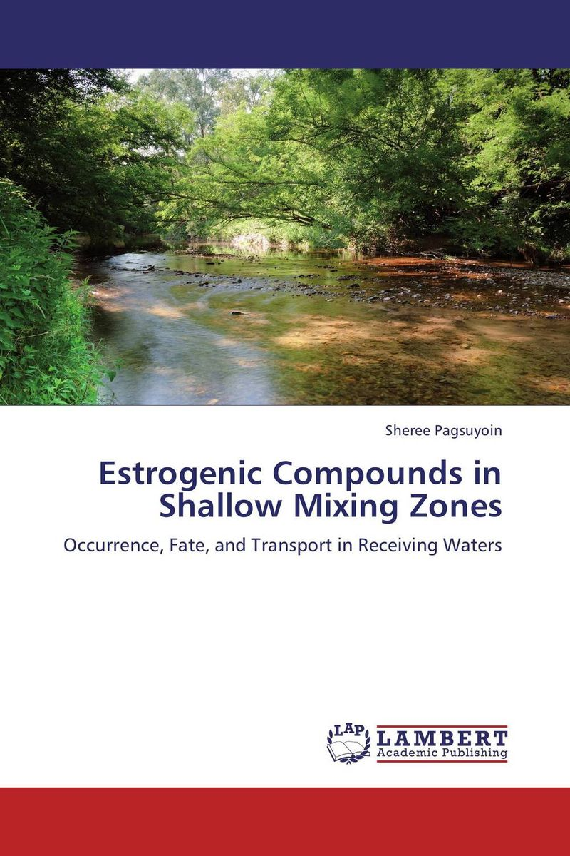Estrogenic Compounds in Shallow Mixing Zones streams of stream classifications