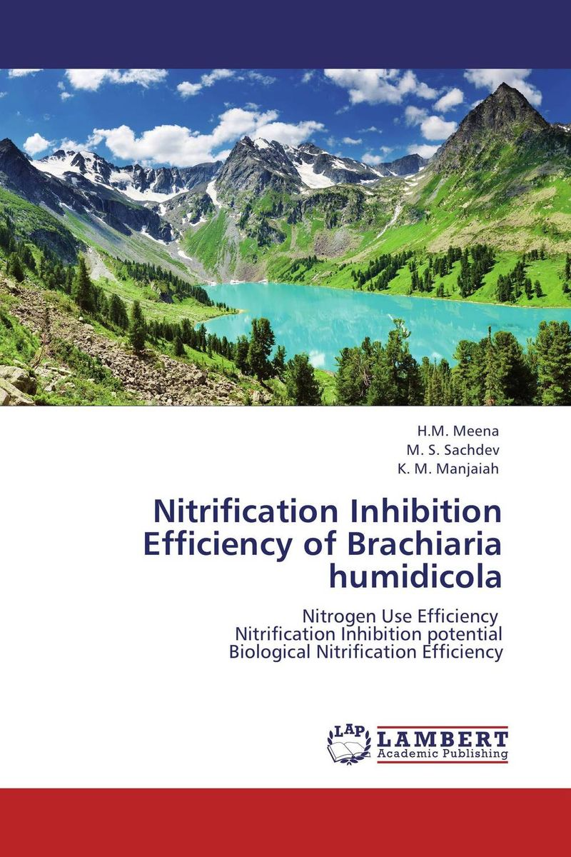 Nitrification Inhibition Efficiency of Brachiaria humidicola functional capacity of mango leave extracts
