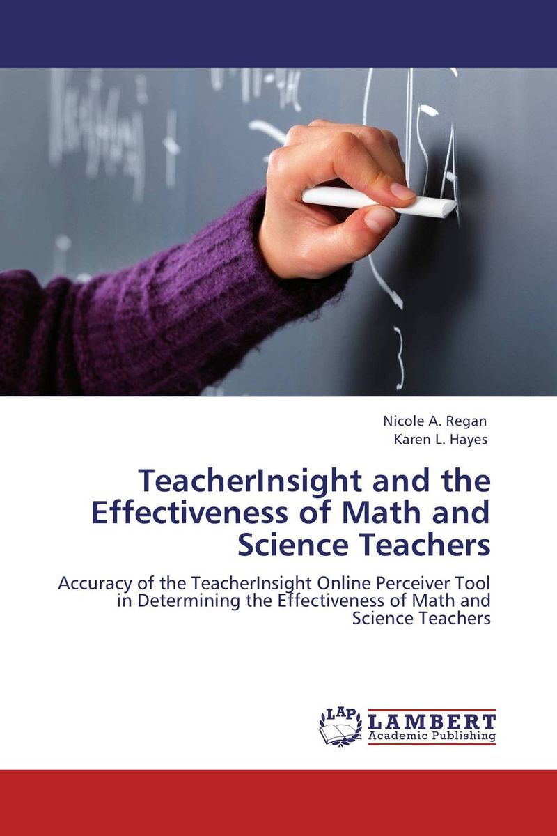 TeacherInsight and the Effectiveness of Math and Science Teachers norman god that limps – science and technology i n the eighties