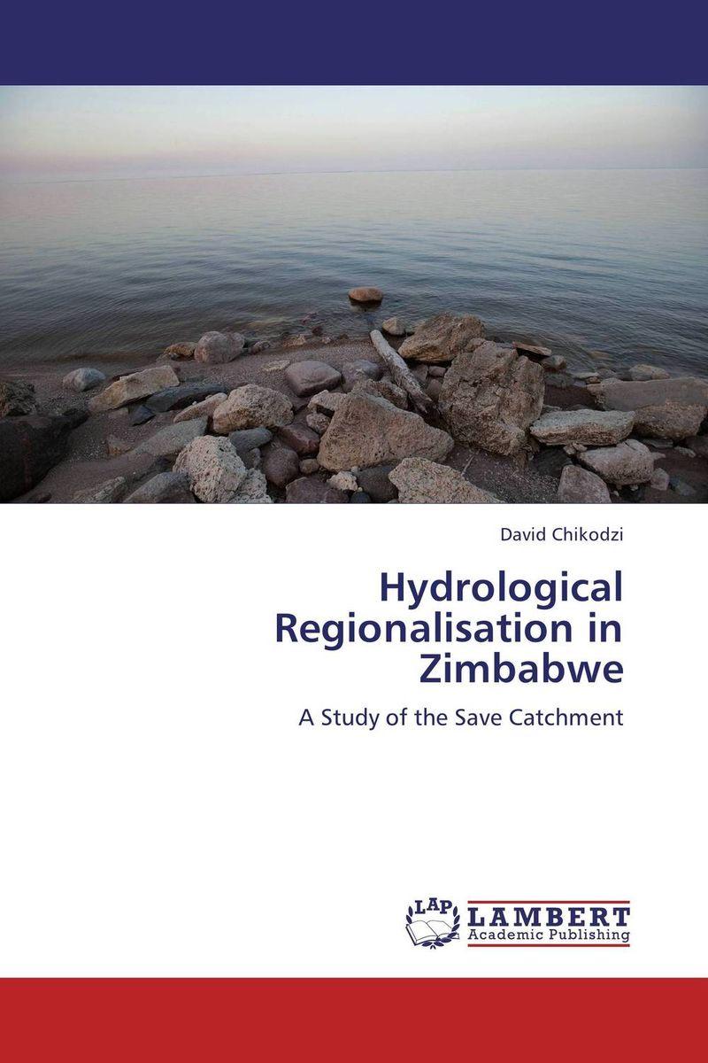Hydrological Regionalisation in Zimbabwe shefik bajmak analysis of optimal flow characteristics