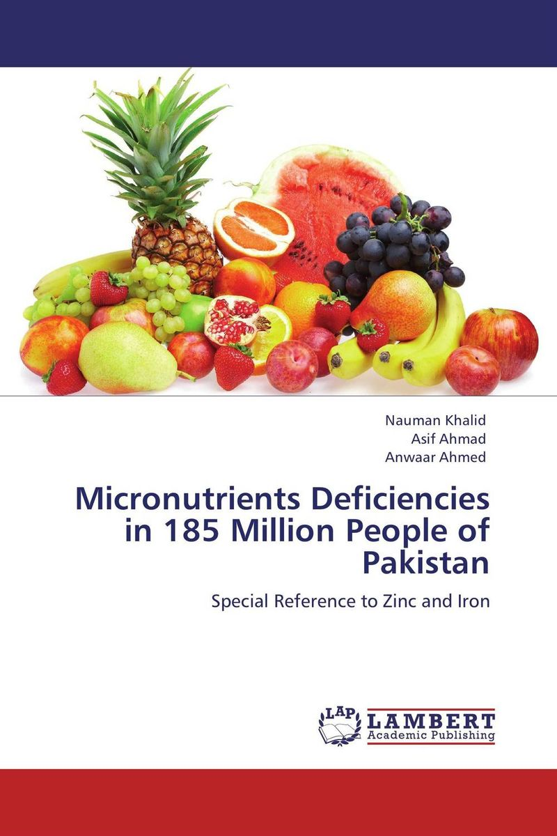 Micronutrients Deficiencies in 185 Million People of Pakistan methionine supplementation alters beta amyloid levels in brain cells