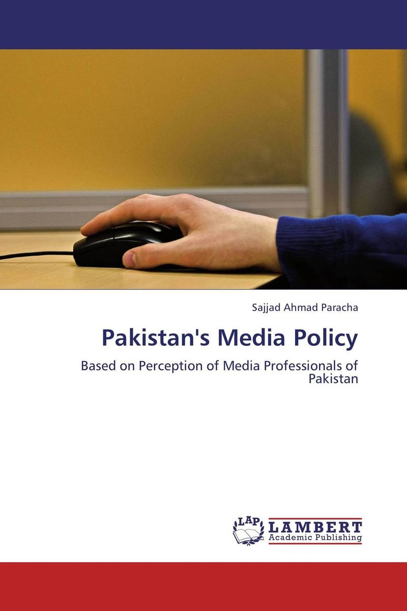 Pakistan's Media Policy voluntary associations in tsarist russia – science patriotism and civil society