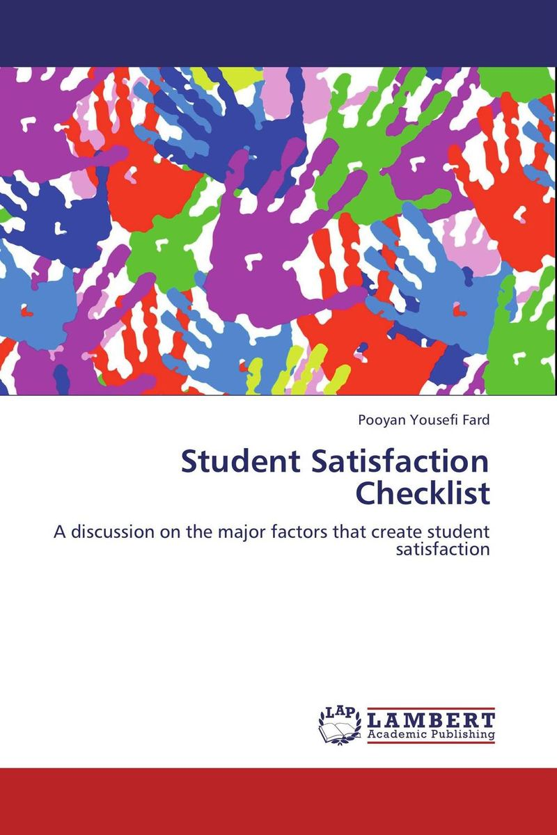 Student Satisfaction Checklist lean six sigma for dummies