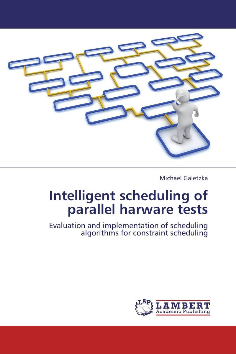 Intelligent scheduling of parallel harware tests parallel and bit parallel text algorithms