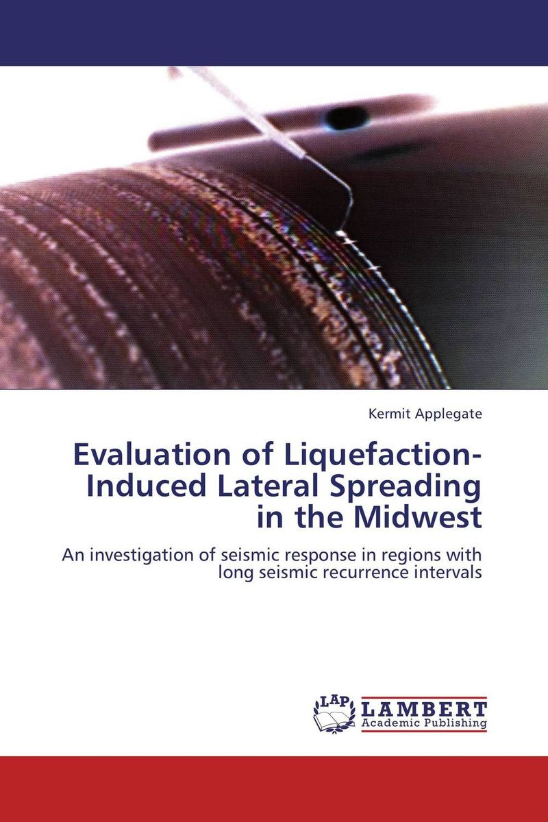 Evaluation of Liquefaction-Induced Lateral Spreading in the Midwest evaluation of good pharmacy practice