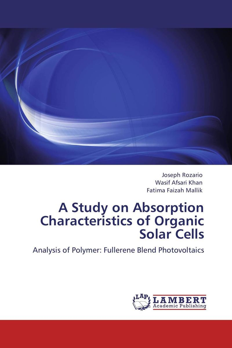 A Study on Absorption Characteristics of Organic Solar Cells rosuvastatin versus a combination of atorvastatin and ezetimibe
