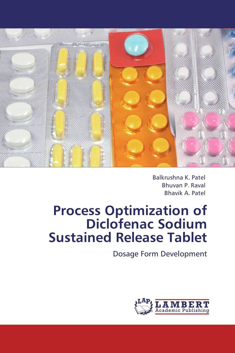 Process Optimization of Diclofenac Sodium Sustained Release Tablet optimized–motion planning