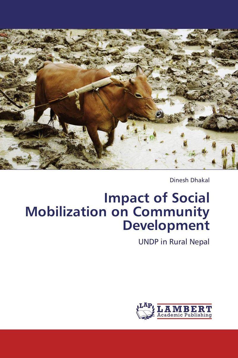 Impact of Social Mobilization on Community Development tinashe nyatoro the impact of aid dependence on social development