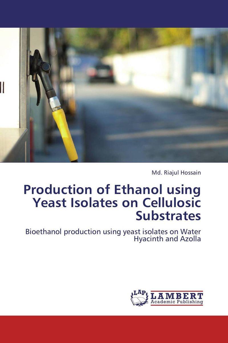 Production of Ethanol using Yeast Isolates on Cellulosic Substrates