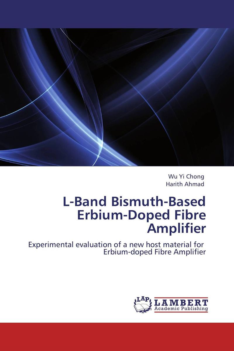 все цены на  L-Band Bismuth-Based Erbium-Doped Fibre Amplifier  онлайн
