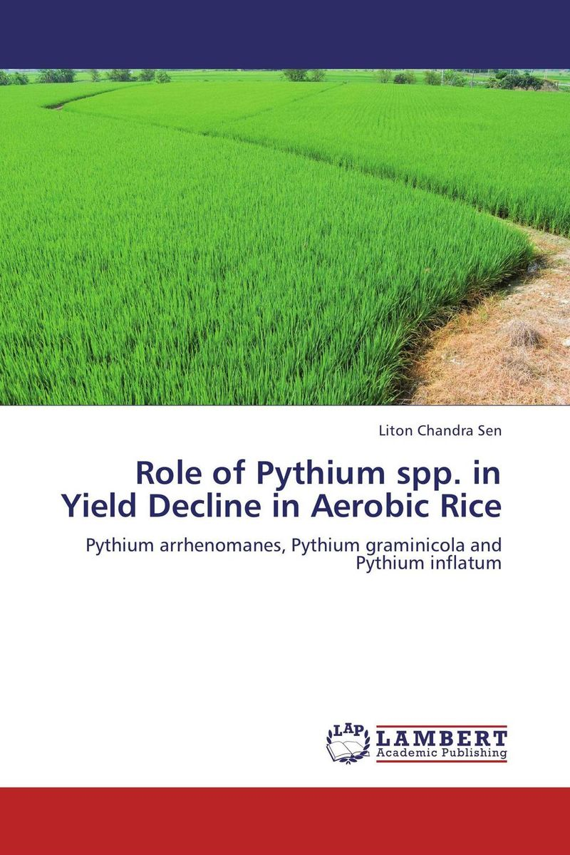 Role of Pythium spp. in Yield Decline in Aerobic Rice natural enemy fauna in rice wheat system of india