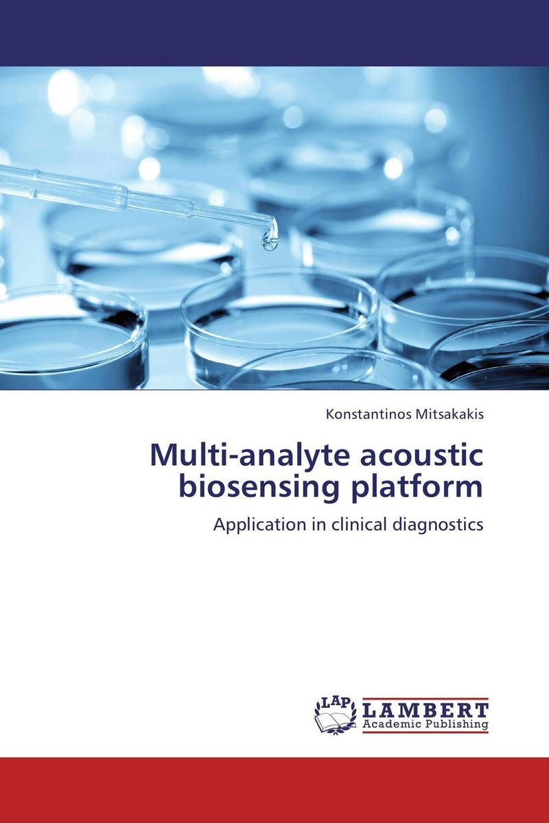 Multi-analyte acoustic biosensing platform the role of evaluation as a mechanism for advancing principal practice