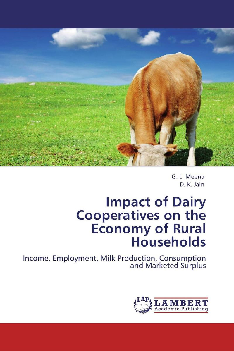 Impact of Dairy Cooperatives on the Economy of Rural Households economics of milk marketing