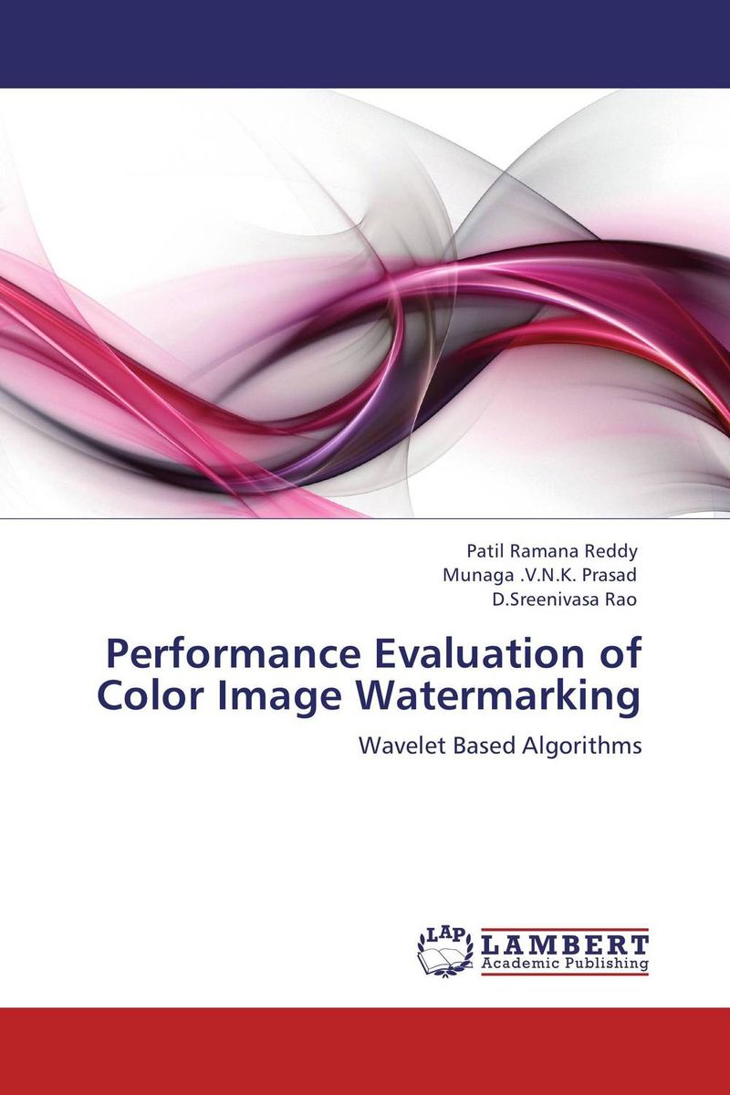 все цены на Performance Evaluation of Color Image Watermarking