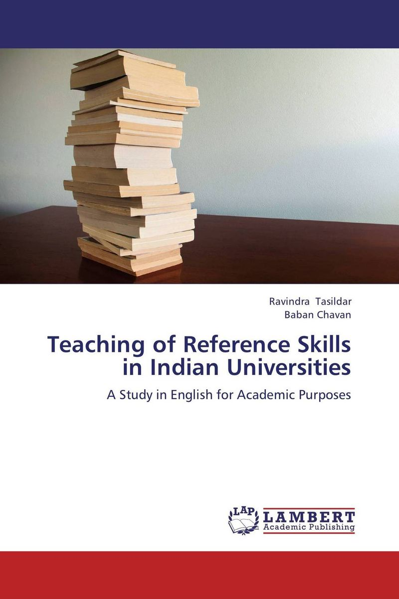 Teaching of Reference Skills in Indian Universities dimitrios stergiou good teaching in tourism higher education