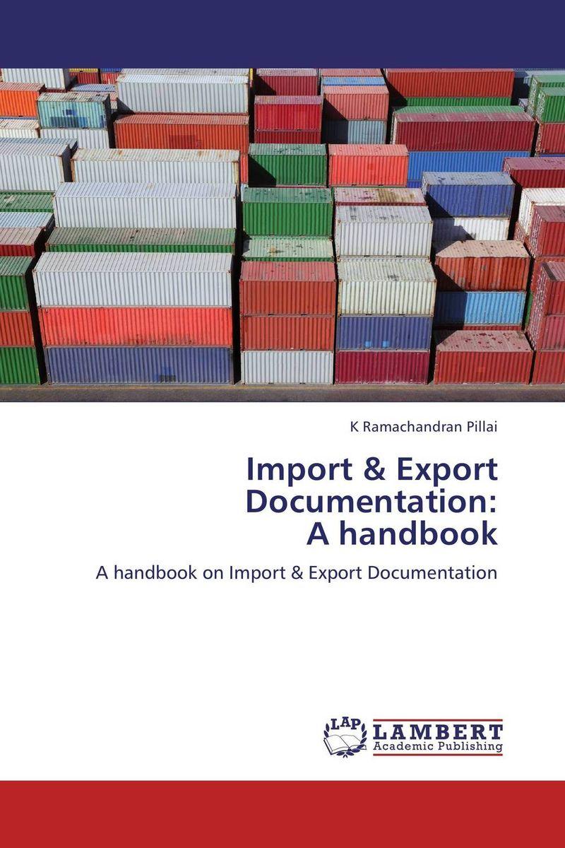 Import & Export Documentation:  A handbook mirfa manzoor hina alvi and naila hayat documentation of two package game