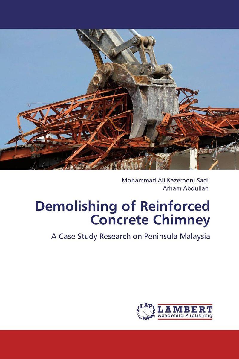 Demolishing of Reinforced Concrete Chimney demolition
