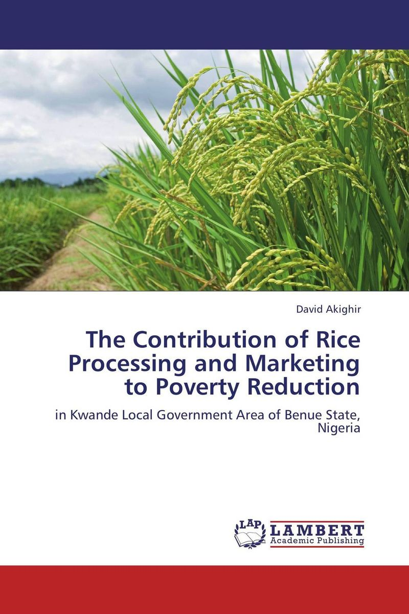 The Contribution of Rice Processing and Marketing to Poverty Reduction cmars a new contribution to nonparametric regression with mars